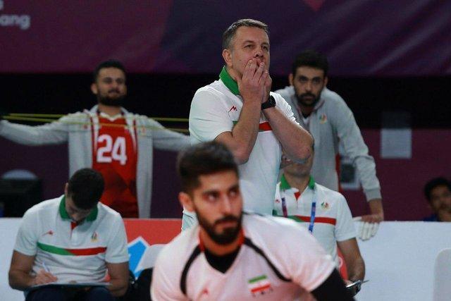 کولاکوویچ: پس از قهرمانی در بازی های آسیایی به دنبال نتیجه در قهرمانی دنیا هستیم