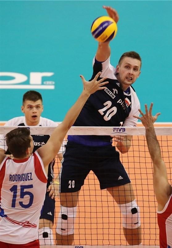 از بلغارستان، شکست سنگین پورتوریکو مقابل لهستان