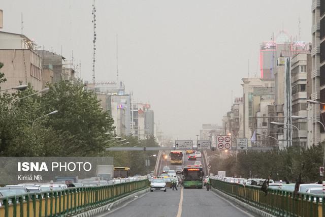 چهارعامل تاثیرگذار بر روند آلودگی هوا
