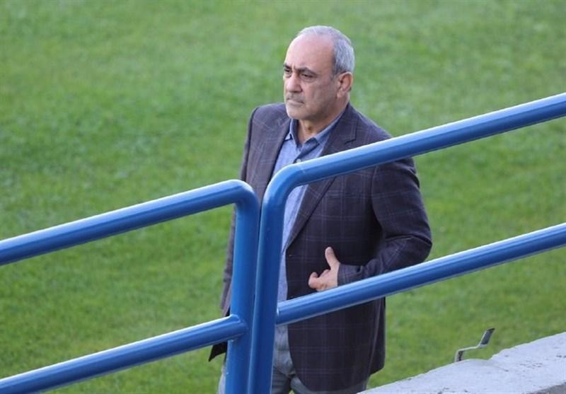 حضور گرشاسبی در ضیافت شام رئیس فدراسیون فوتبال