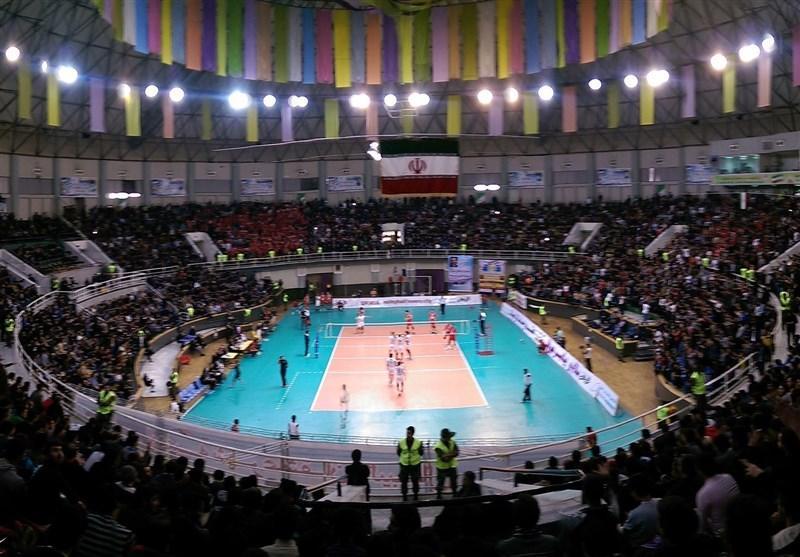 تفاهم نامه میزبانی ارومیه در لیگ ملت های والیبال به زودی امضا می گردد
