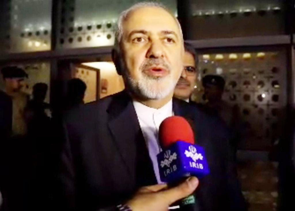 ظریف: ایران همواره با شرکای هندی خود مشورت می کند