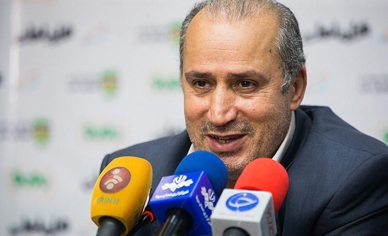 حضور تاج در دادستانی کل به دلیل حواشی فینال جام حذفی