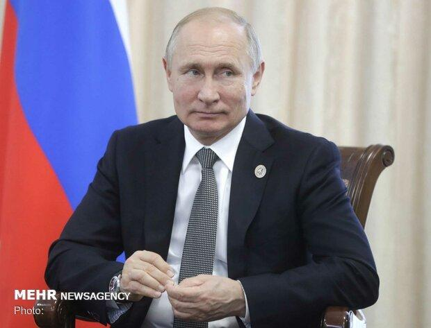 ابراز نگرانی پوتین از افزایش تنش بین ایران و آمریکا